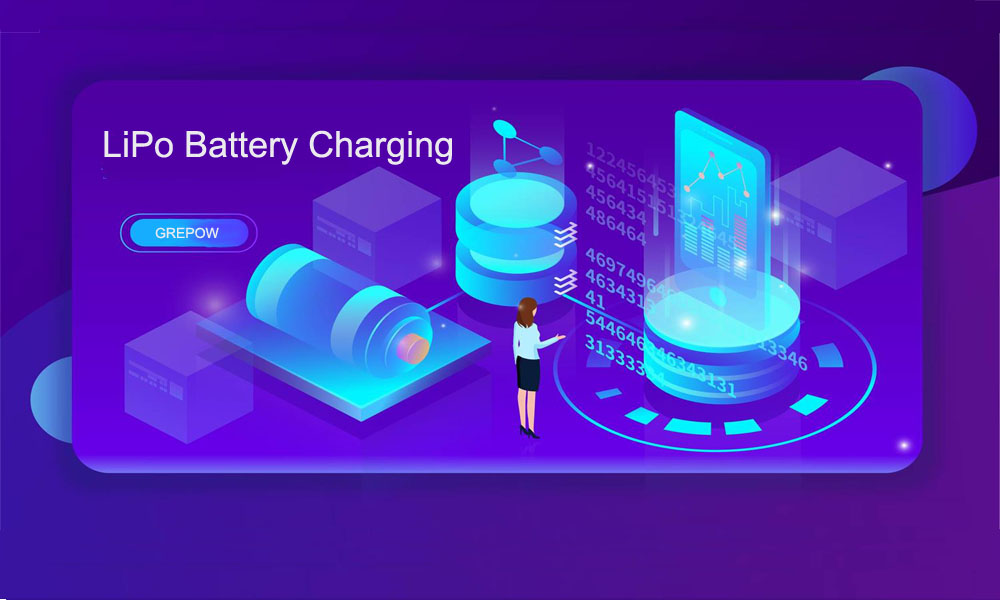 LiPo battery best charging  practices