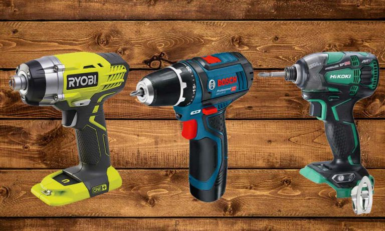 10 Best Cordless Drills and Drivers