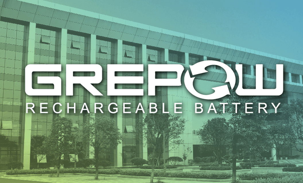 Grepow's battery has entered the industrial field – Smarter and Safer!