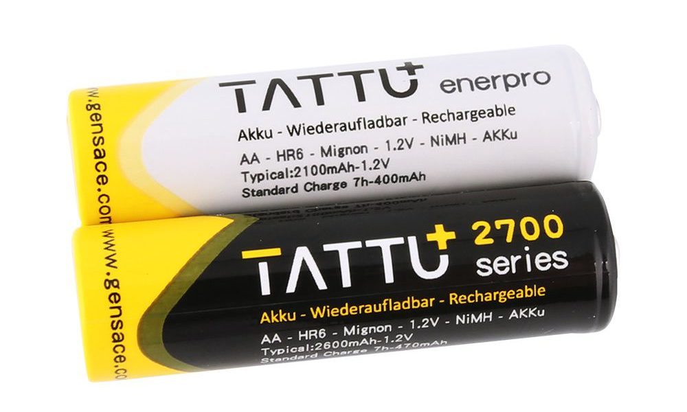 Grepow Tattu NiMH battery