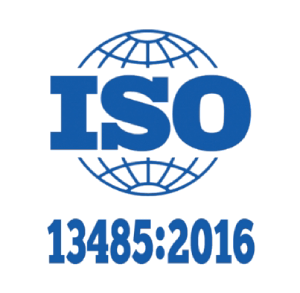 ISO13485 Certification logo