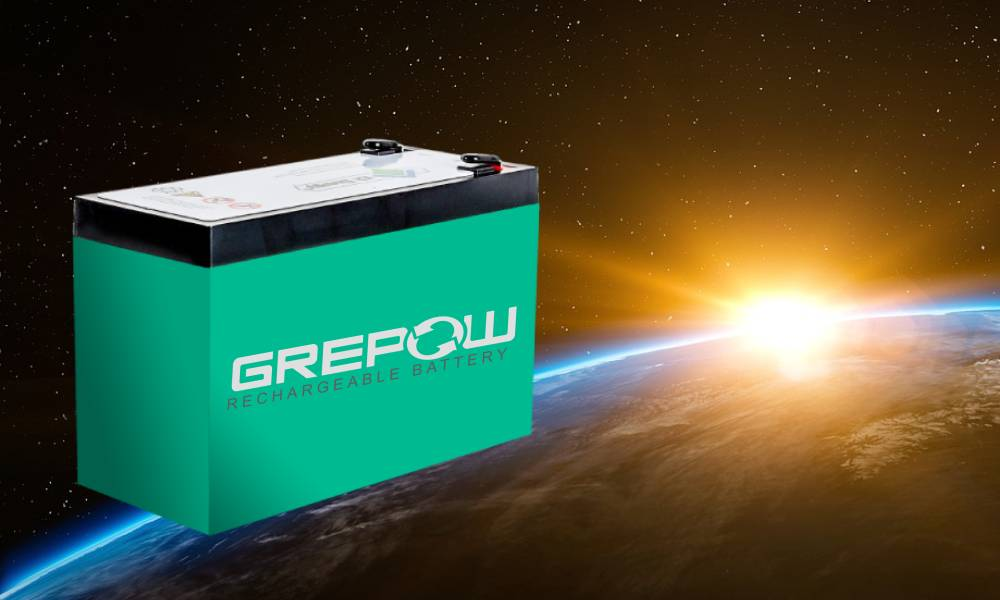 Grepow Modular Battery Feature image