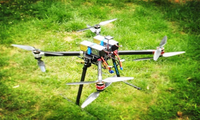 Rules for the use of drone batteries