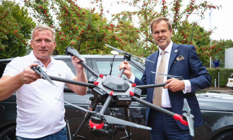 2020–Tattu drone battery put industrial drones in the industry's spotlight
