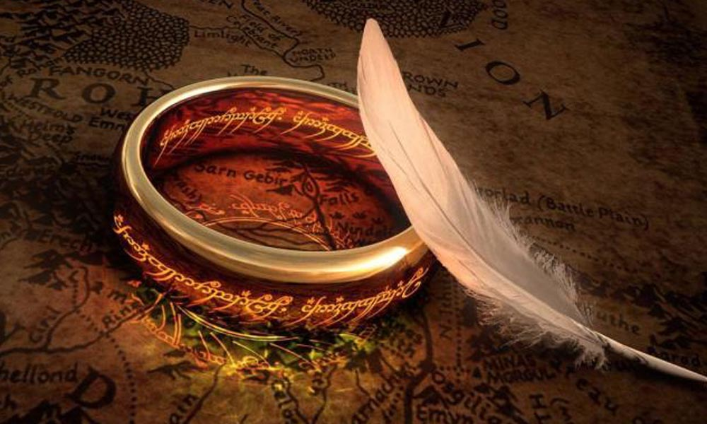Apple Smart Ring- Real Life Lord of the Rings!