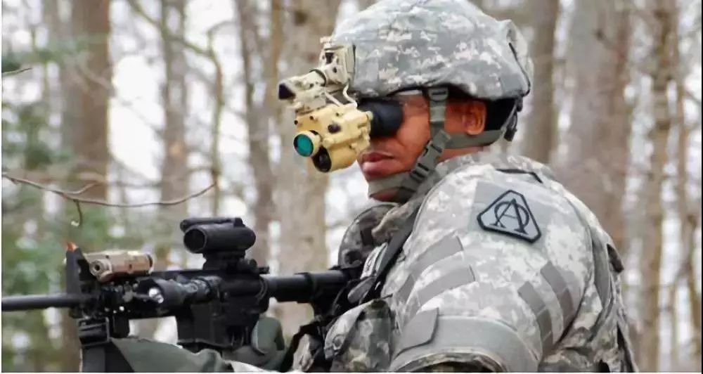 Military smart wearable devices