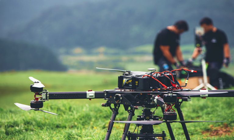 Agricultural drone battery choose lithium energy as a material