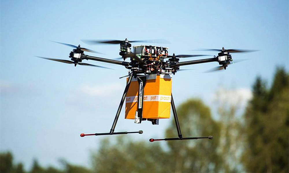 Why intelligent flight battery is the first choice for cargo drone?