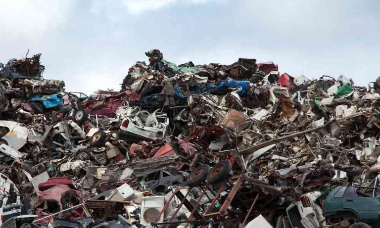 Recycling used lithium batteries is a big business in China
