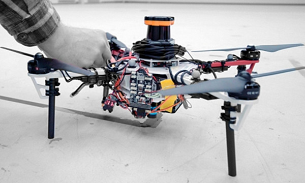 How long does the intelligent flight battery last on your drone