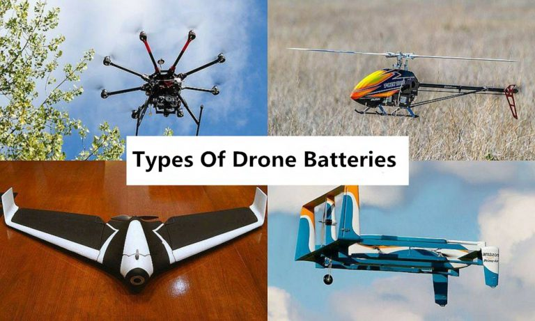 What type of battery does drones use?