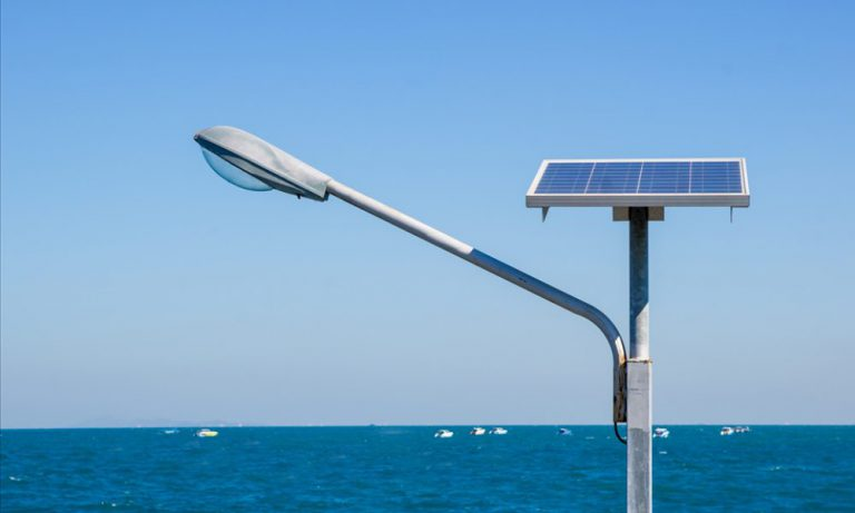 The best LiFePo4 battery for solar street light
