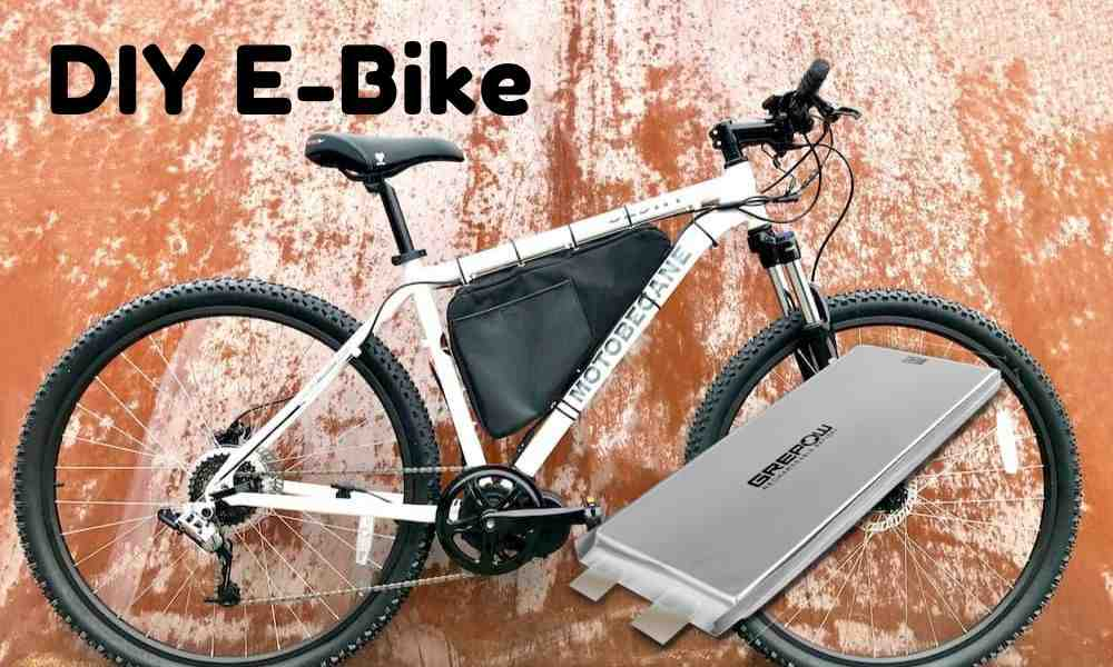 What batteries are used in electric bike?