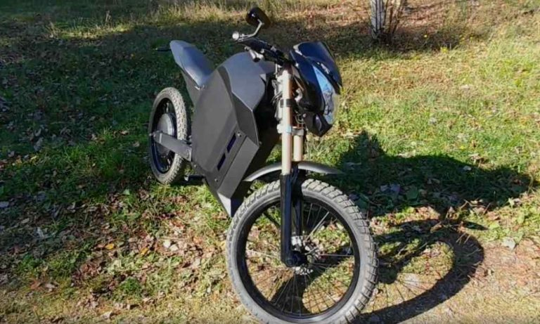 How to DIY 120khp E-Motorcycle with LiFePO4 batteries?