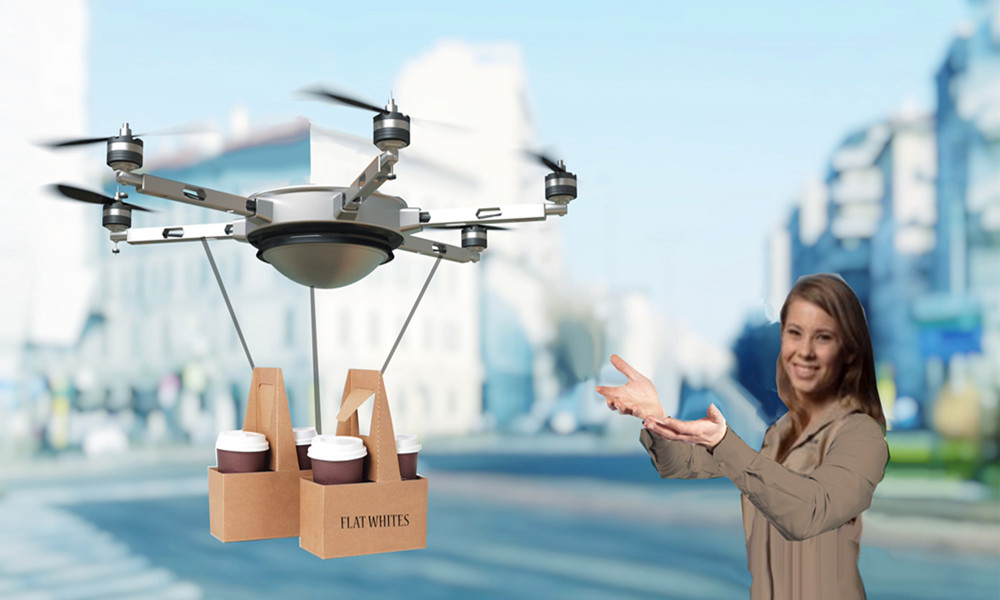 The Ascent of Drone Delivery