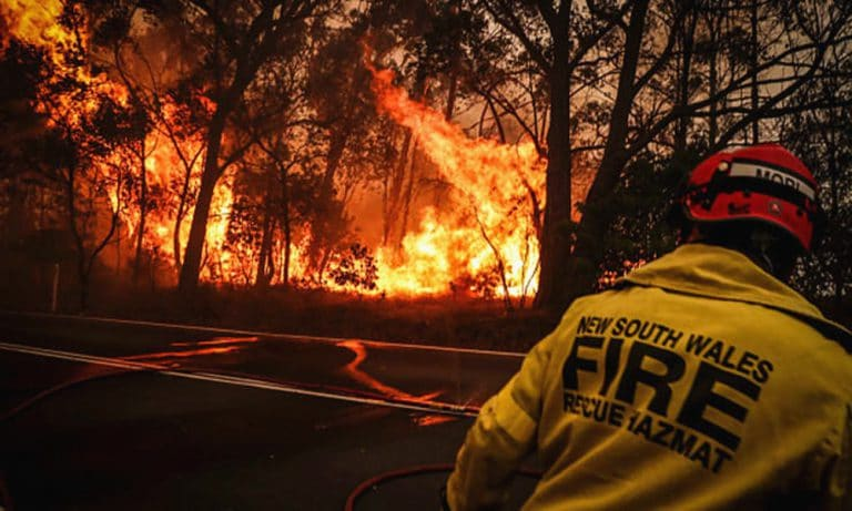 Sadly-Why not use rescue drones to help Australian wildfires