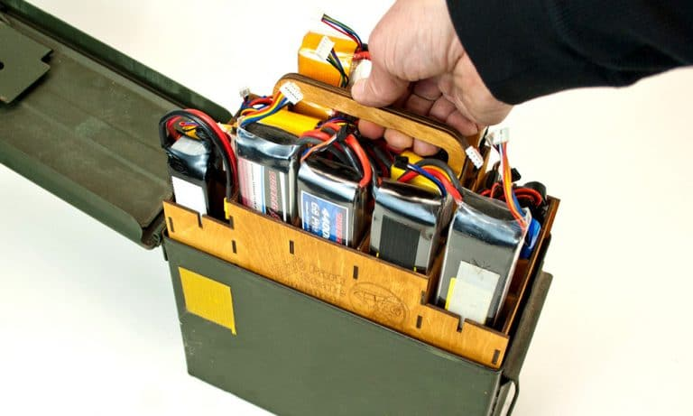 An introduction to Standard and Smart Lithium-Ion Polymer Batteries