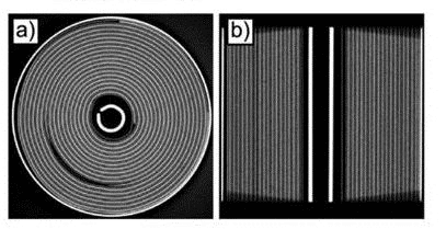 deformation of the winding core