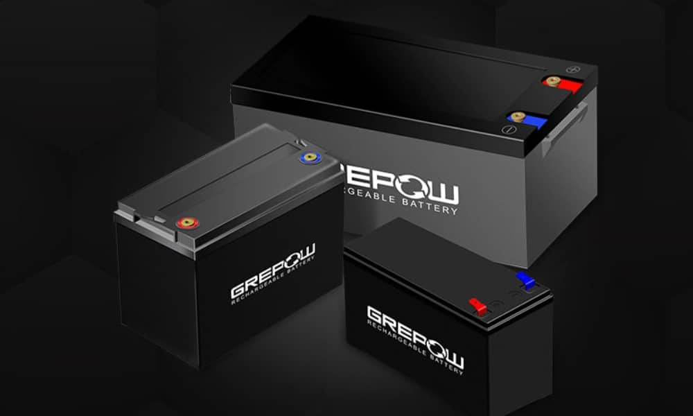 grepow battery pack, modular battery