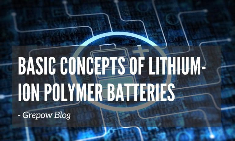 Basic concepts of lithium-ion polymer batteries