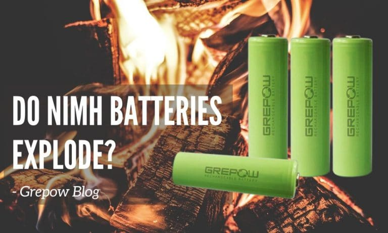 Do NiMH Batteries Explode?