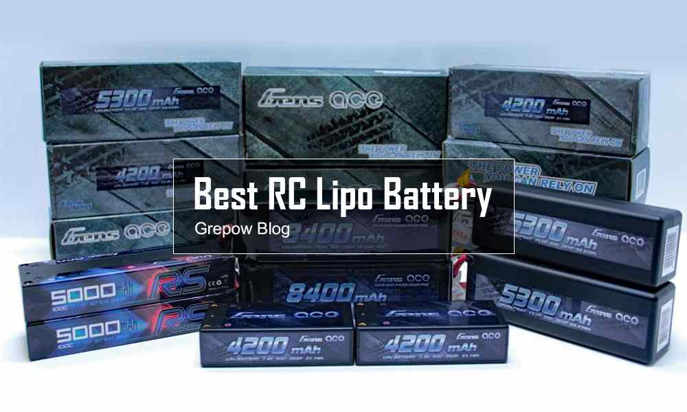 Best RC Lipo Battery for 2020