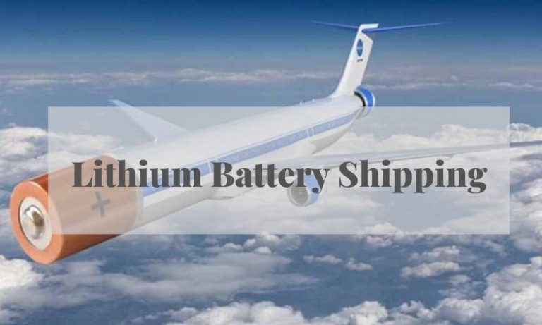 Lithium Battery Shipping Certification