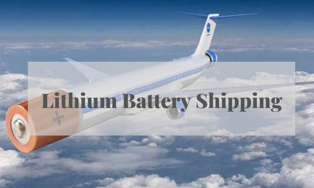 Lithium Battery Shipping