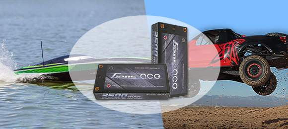 Gens ace RC car / boat battery