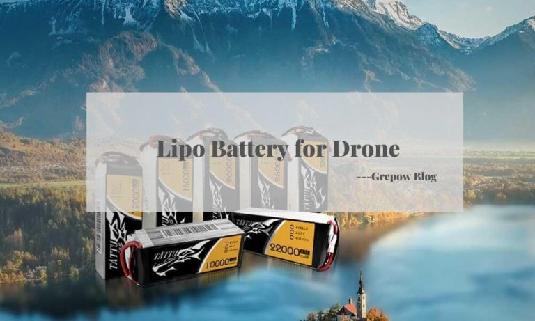 Lipo Battery for Drone: Introduction, Choice And Safety