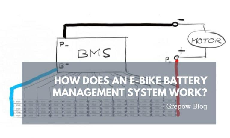 How does an e-bike battery management system work?