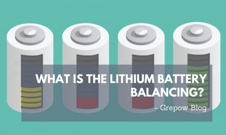 What is the lithium battery balancing? | Battery Cell Balancing