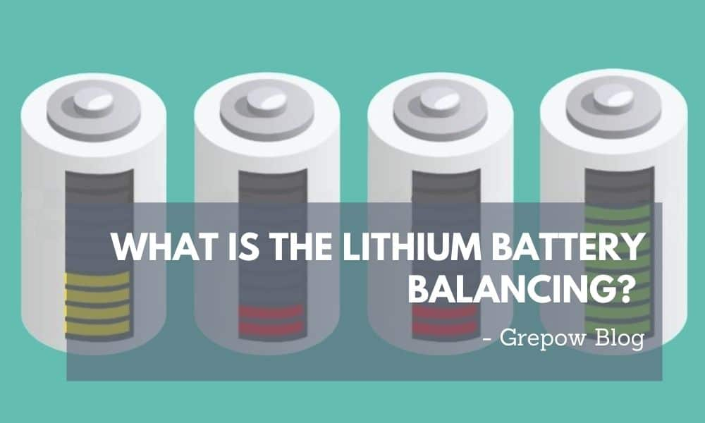 What is the lithium battery balancing - banner