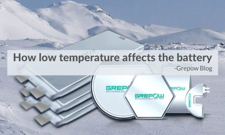 How low temperature affects the battery