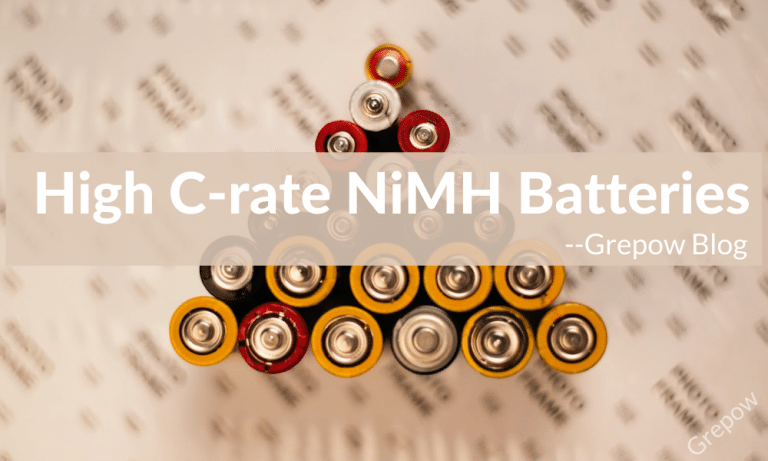High C-rate NiMH Batteries | Grepow-Battery Manufacturer