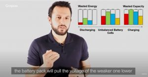 voltage gap will weaker one lower or even over-discharge cells | grepow