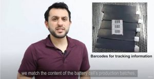 Grepow match the content of the battery cell's production batches, material batches and other standards | Battery Monday