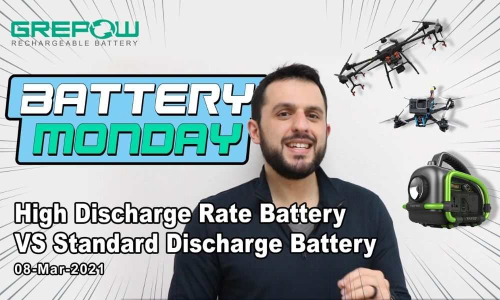 High Discharge Rate Battery VS Standard Discharge Battery | Battery Monday