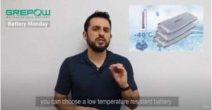 low temperature battery | Grepow