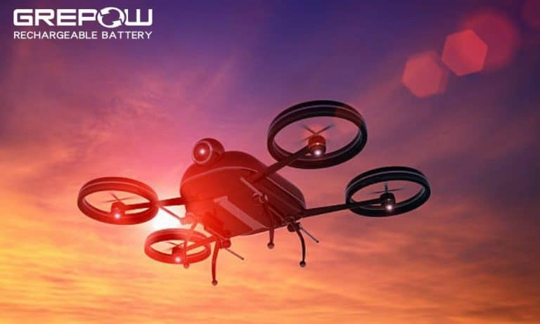 Importance of semi solid high-capacity batteries for UAV and VTOL technology