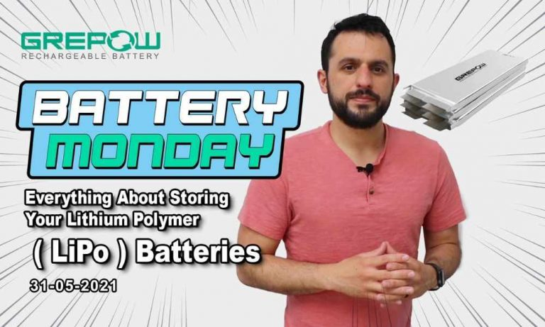 Everything about storing your Lithium Polymer ( LiPo ) batteries | Battery Monday