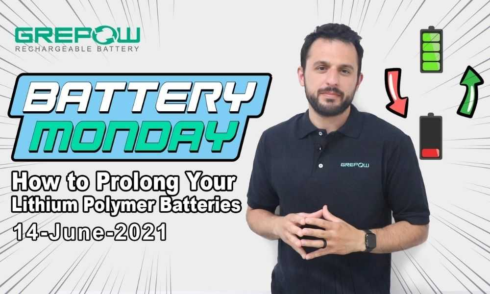 How to Prolong Your Lithium Polymer Batteries | Battery Monday