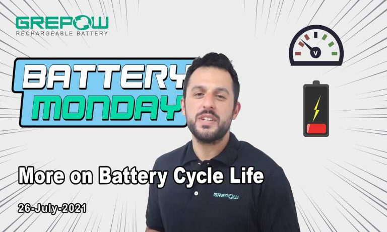 More on Battery Cycle Life | Battery Monday