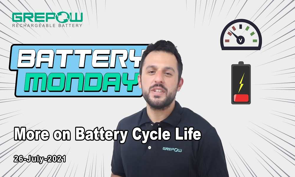 More on Battery Cycle Life | Battery Monday Grepow