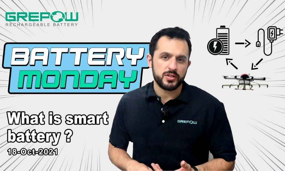 What is smart battery - Grepow Battery