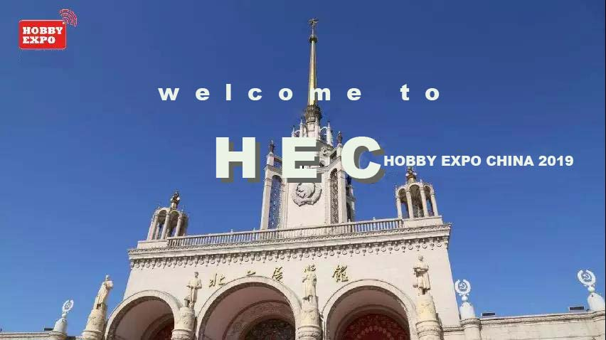 HEC 2019 | Grepow takes you on a new experience with the hobby