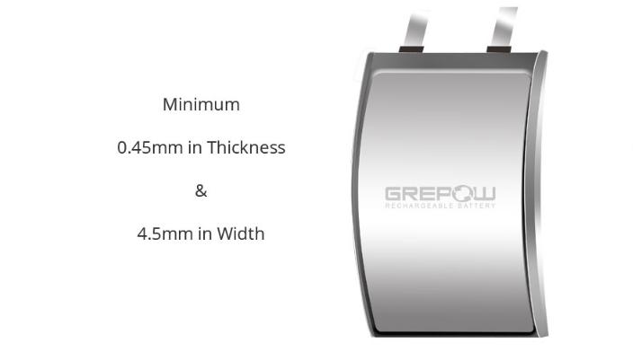 grepow Ultrathin battery