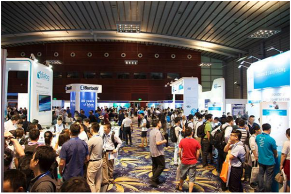Bluetooth Asia 2019 at Shenzhen Convention and Exhibition Center