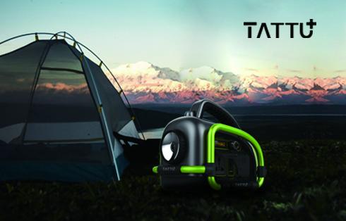 TATTU 100Wh portable power station