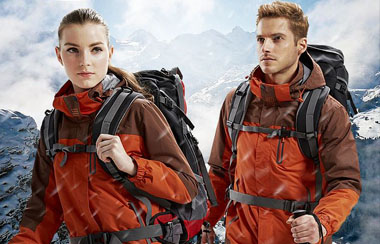 mountaineering suit